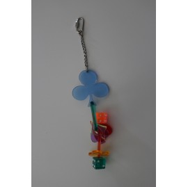 Pendentif triple anneaux diamètre 22cm